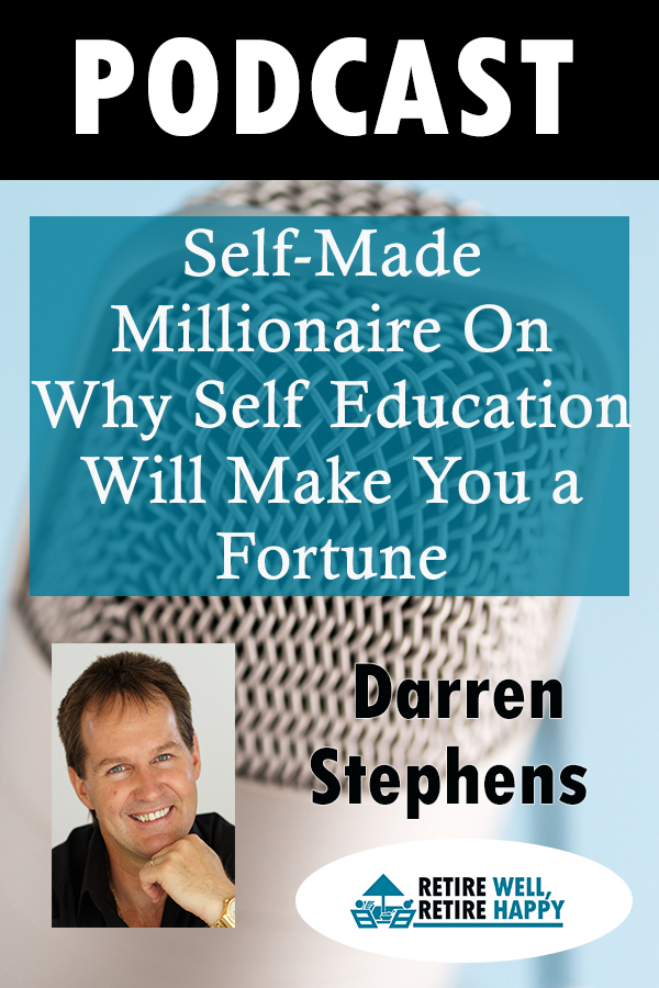 Self-made millionaire on why self education will make you a fortune