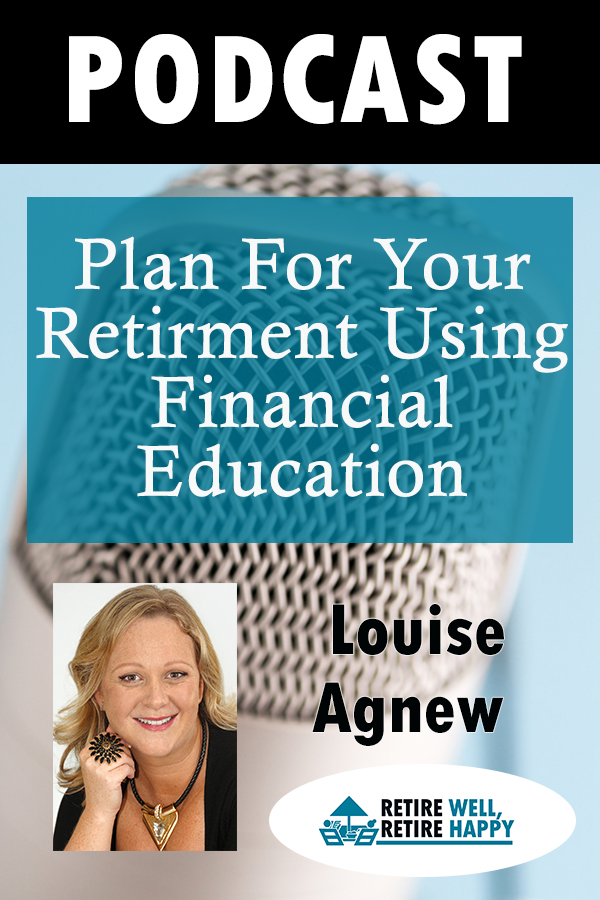 Plan for Your Retirement using Financial Education