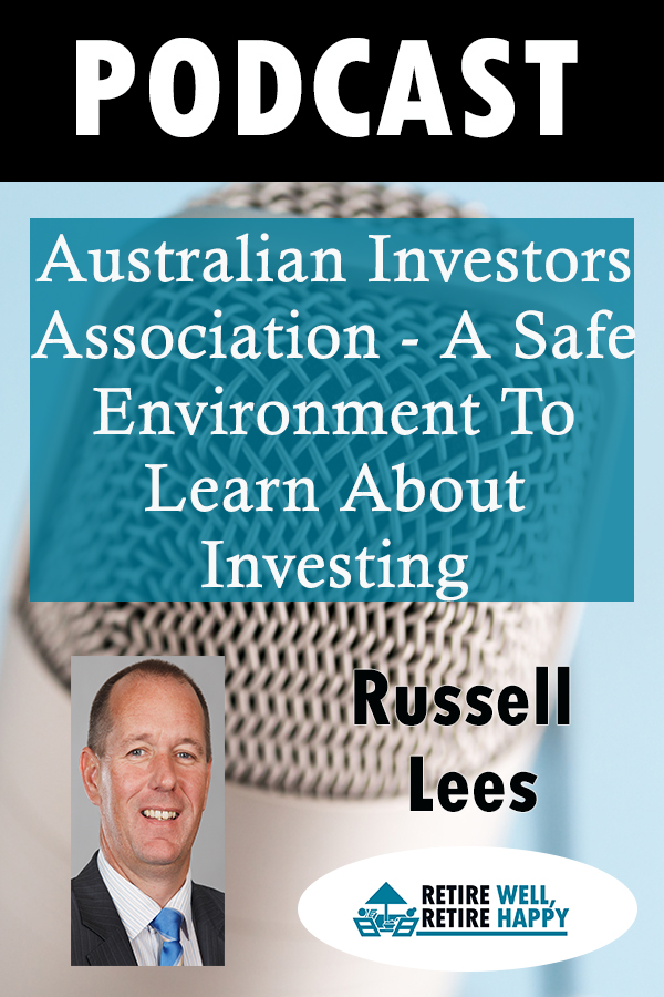 Australian Investors Association - A Safe Environment to Learn about Investing