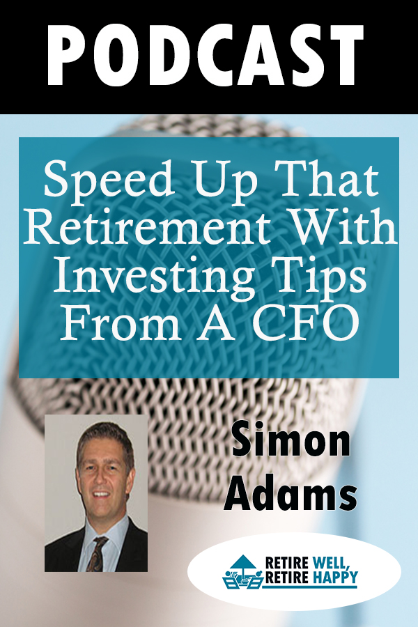 speed up that retirement with investing tips from a CFO