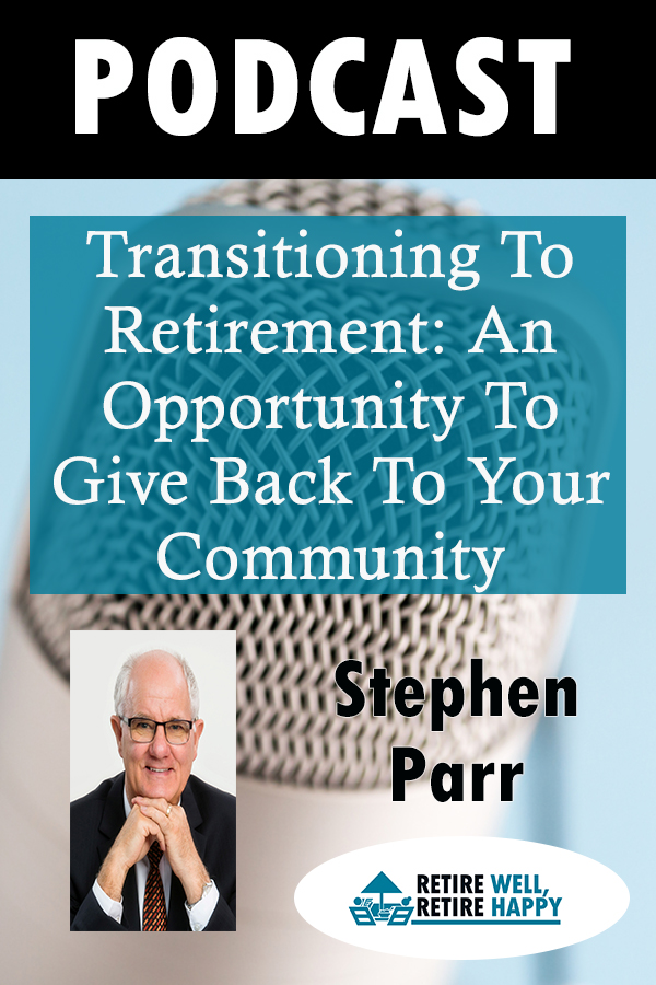 transitioning to retirement