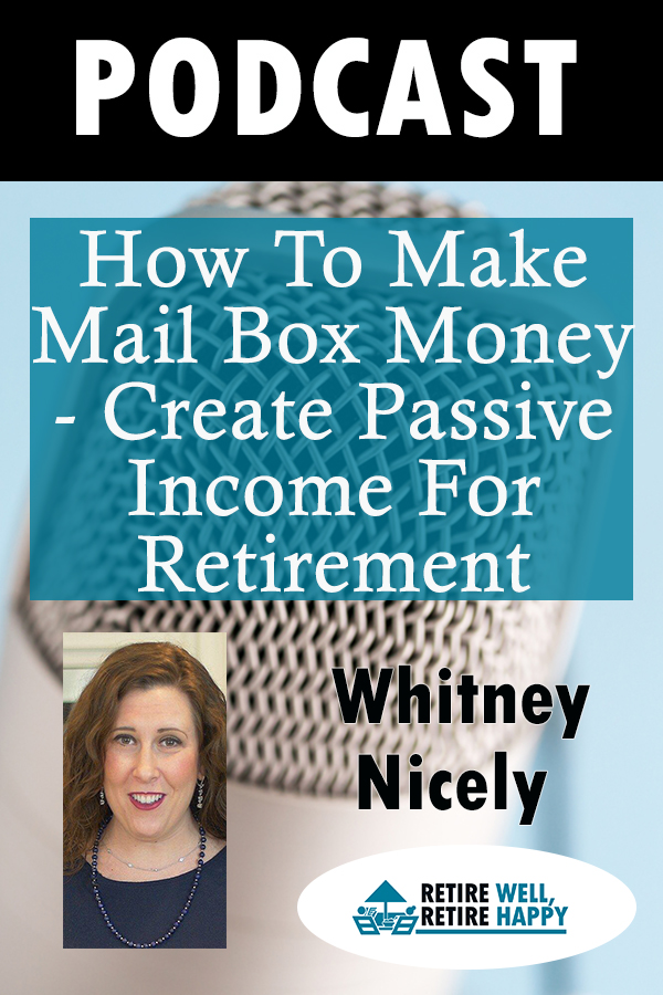 How to make mail box money - create passive income for retirement