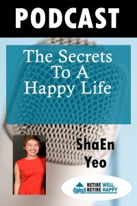 Want to know the secrets to a happy life?