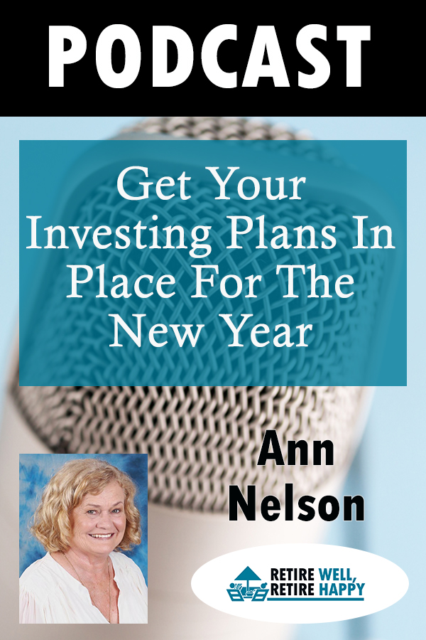 Get your investing plans in place for the New Year