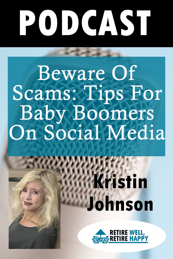 Beware of Scams: tips for Baby Boomers on Social Media