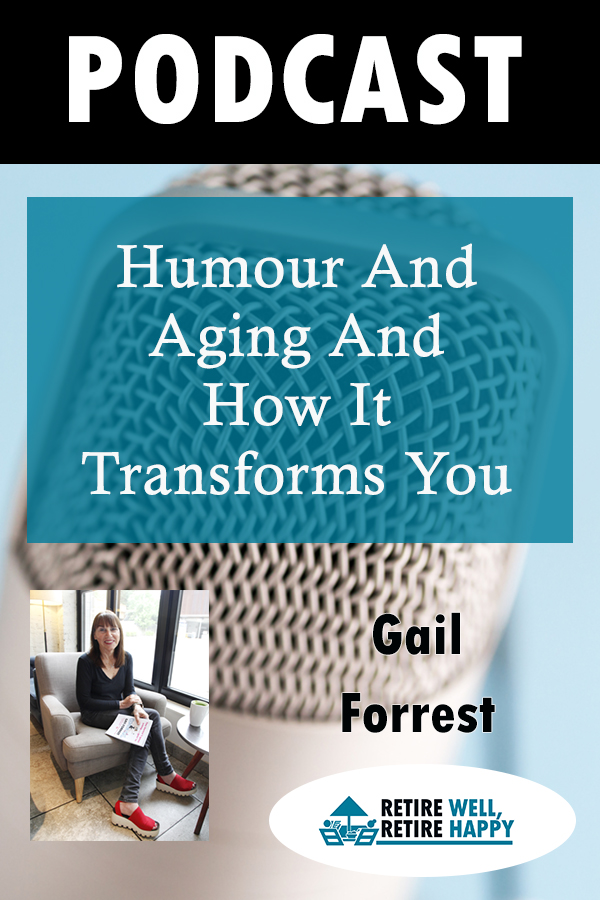 Humour and Aging and How it transforms you