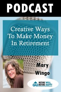 Creative ways to make money in retirement