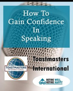 How to gain confidence in speaking