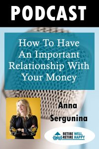 How to have an important relationship with your money