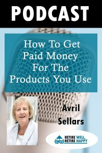 How to get paid money for the products you use