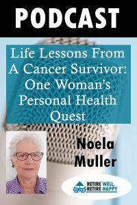 Life Lessons From A Cancer Survivor:  One Woman's Personal Quest To Discover Everyday Habits That Changed Her Life